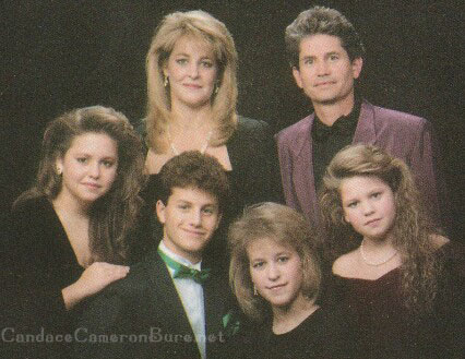 Kirk Cameron And Chelsea Noble Growing Pains